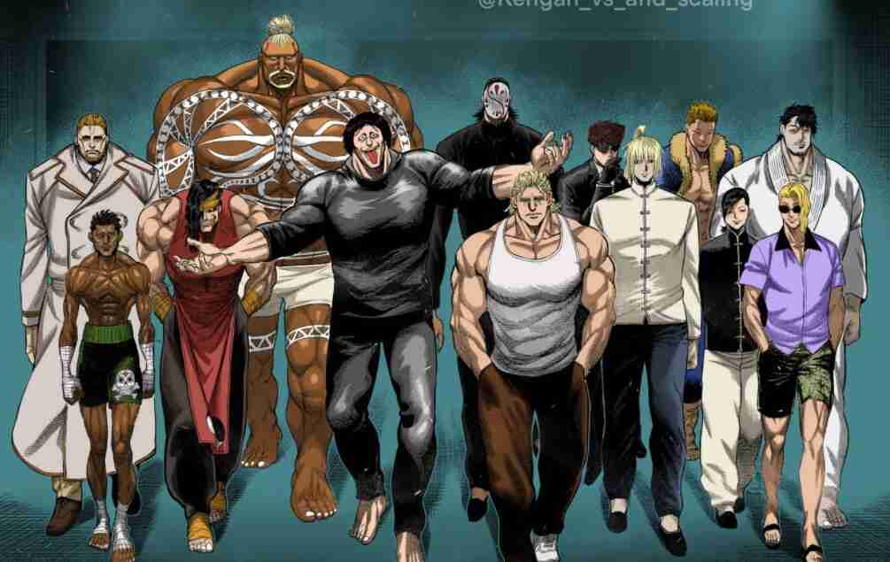 Kengan Omega capitolo 229: data di uscita, anteprima e riassunto
